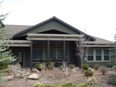 Porch and Deck Construction by Mark Murray Custom Construction in Redmond OR