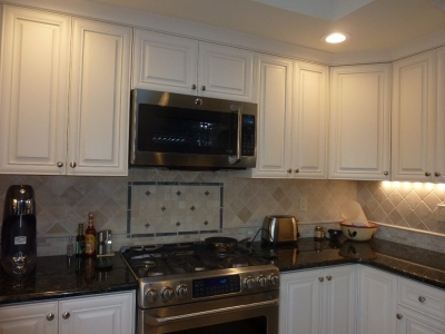 Kitchen Remodel by Mark Murray Custom Construction in Redmond OR
