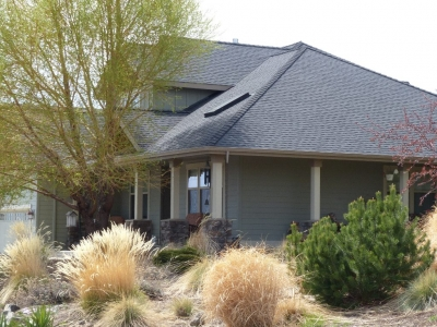 Custom Home by Mark Murray Custom Construction in Redmond OR