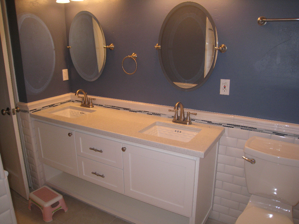 Bathroom Remodel by Mark Murray Custom Construction in Redmond OR