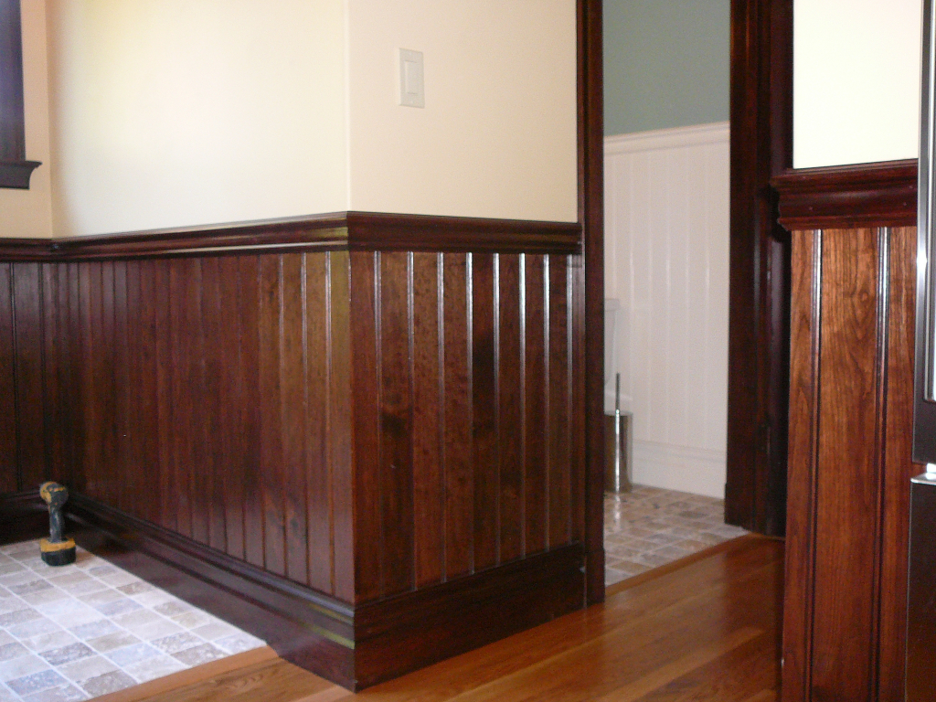 Finish Carpentry Work by Mark Murray Custom Construction in Redmond OR