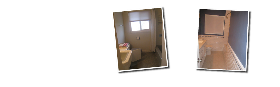 Bathroom Remodels and Construction